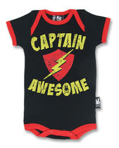 Six Bunnies シックスバニーズ ロンパー  CAPTAIN AWESOME