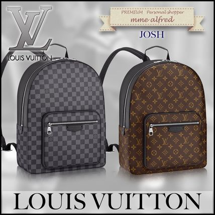 Louis Vuitton バックパック・リュック Louis Vuitton(ルイヴィトン)☆ジョッシュ バックパック