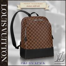 Louis Vuitton(ルイヴィトン)★ジェイク・バックパック
