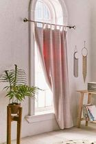 """SALE """"urban outfitters"""" Space Dyed Light-Filtering Curtain"""