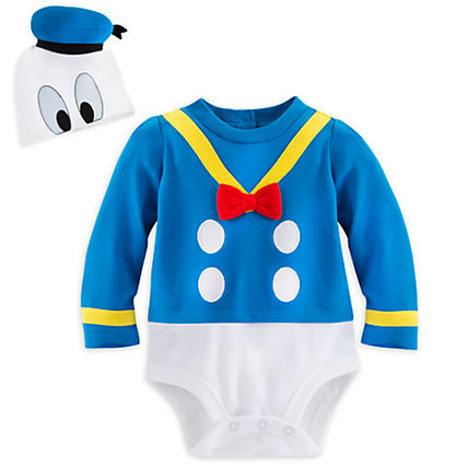 新作 Donald Duck Costume Bodysuit Set for Baby -