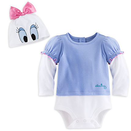 新作 Daisy Duck Costume Bodysuit Set for Baby -