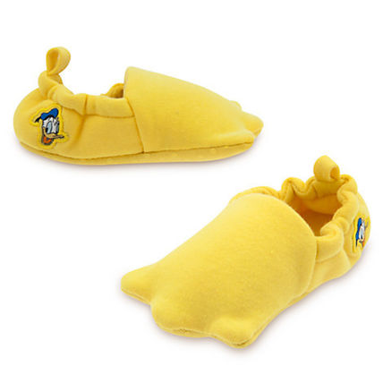 新作 Donald Duck Costume Shoes for Baby