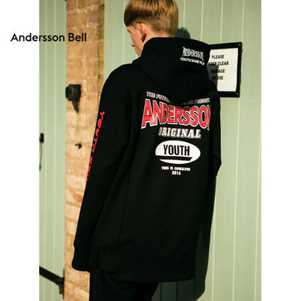ANDERSSON BELL正規品★3色★UNBALANCE YOUTH パーカー★UNISEX