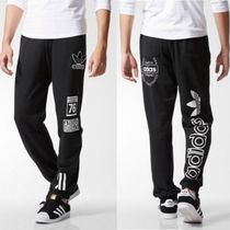 ADIDAS Men's Originals☆LOGO SWEATPANTS AY8626