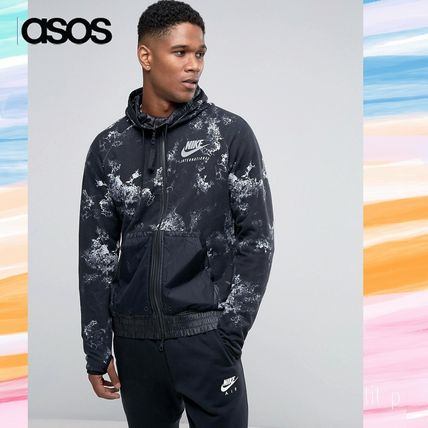 ASOS☆Nike International ジップフーディ♪