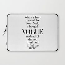 society6☆VOGUE/Girly Trend☆パソコンケース/送込