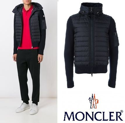 2016AW 新作 Moncler Maglione フード付きパーカー