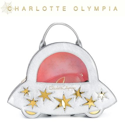 Charlotte Olympia Space invader backpack bag バックパック