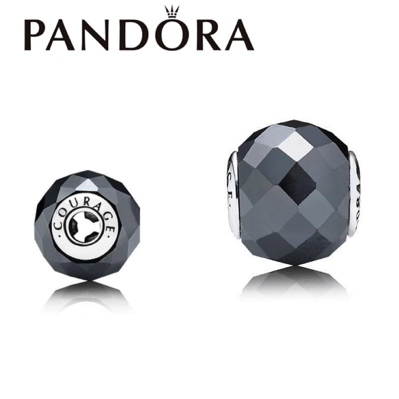 レア!PANDORA/ESSENCE COLLECTION Courage Charm