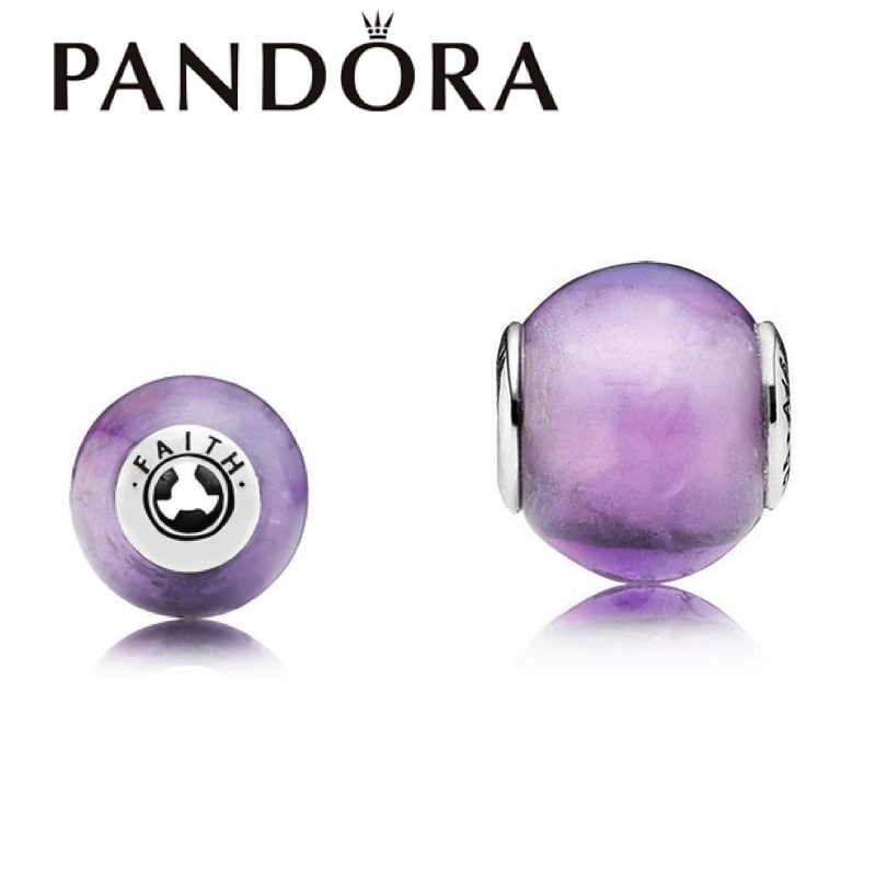 人気!PANDORA/ESSENCE COLLECTION Faith Charm