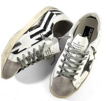 【関税負担】GOLDEN GOOSE 16AW SUPERSTAR WHITE FLAG