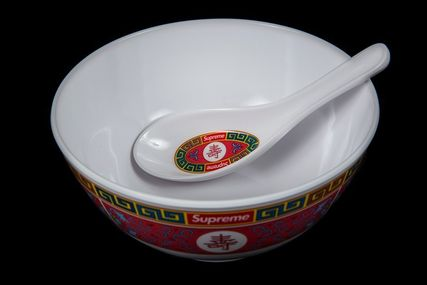 FW16 SUPREME LONGEVITY SOUP SET WHITE 白 送料無料