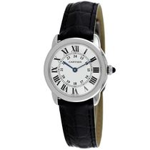 Cartier(カルティエ)   Ronde Solo Ladies Watch   W6700155