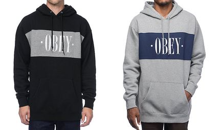 OBEY オベイ パーカー