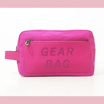 特価【Marc by Marc Jacobs】シューズバッグ「GEAR BAG」Magenta