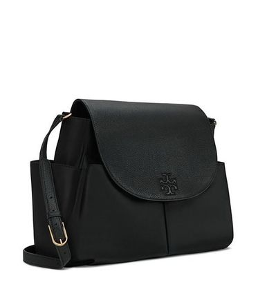 Tory Burch マザーズバッグ Tory Burch MARION QUILTED SLOUCHY BABY BAG (2)