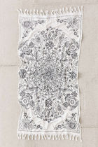 "SALE ""urban outfitters"" Louise Medallion Bath Towel"