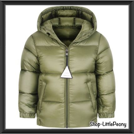 """16-17AW Moncler """"MACAIRE"""" カーキ"""