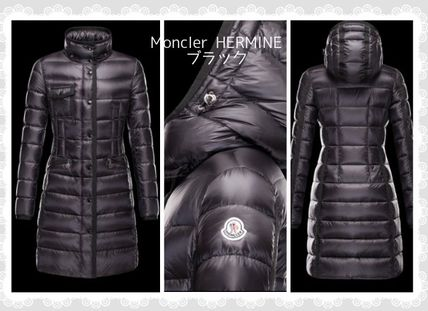 the popular black 16 / 17 autumn winter MONCLER HERMINE