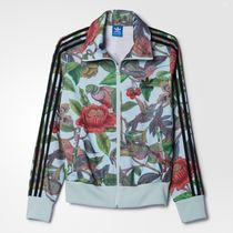[adidas/Women's Originals]正規品 FLORERA FB TRACK TOP AB1983