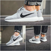 NEW☆ NIKE ROSHE TWO FLYKNIT ローシ フライニット Wolf Grey