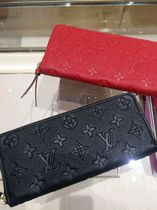Louis vuitton*秋の新作PORTEFEUILLE CLEMENCE*モノグラム