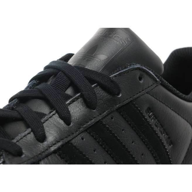 大人もOK★adidas Superstar Stingray ブラック★21.5-24㎝