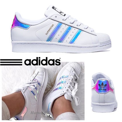 NEW limited edition adidas Superstar rare white x northern