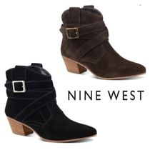 Sale★【Nine West】ブーティー★ Lairah Western Bootie