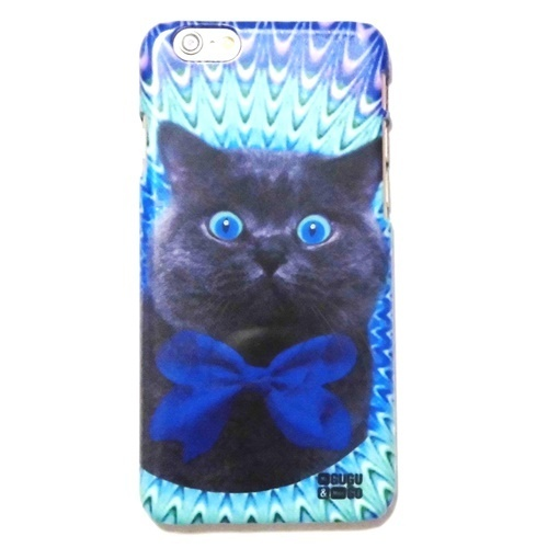 Ceazy cat case iphone 6 6s iphone6sケース お洒落 ハード 即納