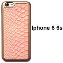 Snake Strawberry iPhone 6 6s case iphone6s 革ケース 即納