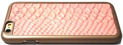 mabba iPhone・スマホケース Snake Strawberry iPhone 6 6s case iphone6s 革ケース 即納(2)