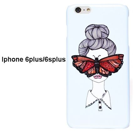 Valfre iPhone・スマホケース アウトレット BUTTERFLY IPHONE 6plus/6splus ケース 箱無し即納