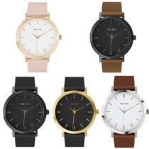 The Fifth Watches(ザ フィフス ウォッチ) アナログ腕時計 毎月5日限定!The:5th Watches レザーウォッチ MELBOURNE