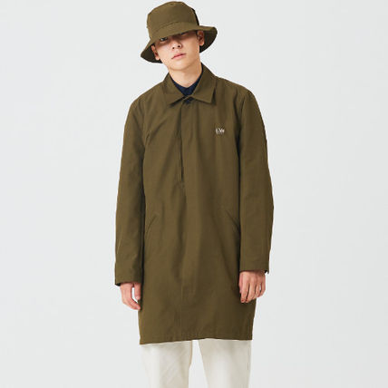 (87MM) ☆ 87MM OFFICIAL MAC COAT(KHAKI) ☆