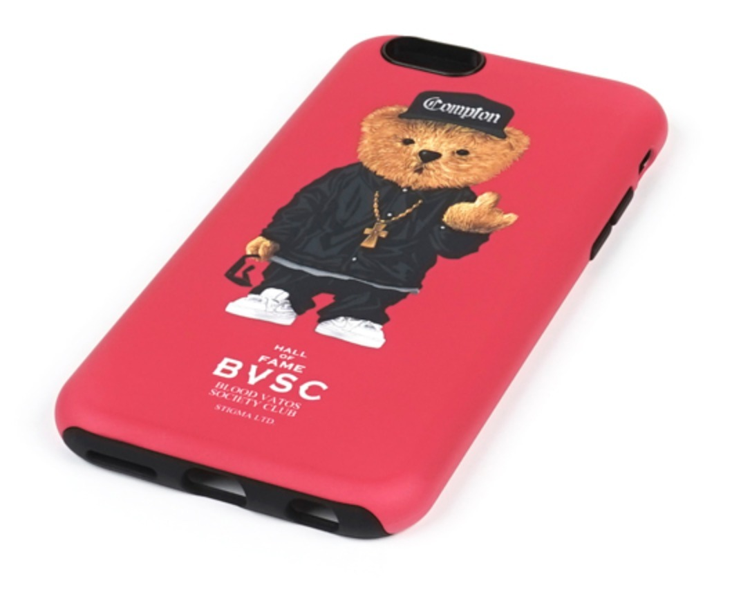 COMPTON BEAR iPhone 6s/s+ 関税込★国内発