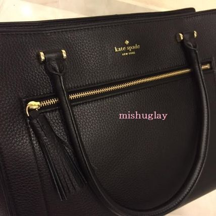 kate spade new york トートバッグ 【kate spade】9月発表★可愛いタッセル付♪A4収納トート'allyn'(7)