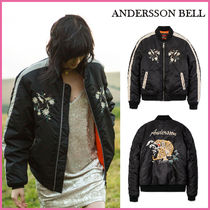 ANDERSSON BELL(アンダースンベル) ブルゾン 【ANDERSSON BELL】限定数量★TIGER BOMBERスカジャン/追跡付