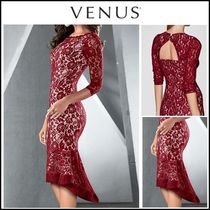 Venus*SHORT LACE DRESS