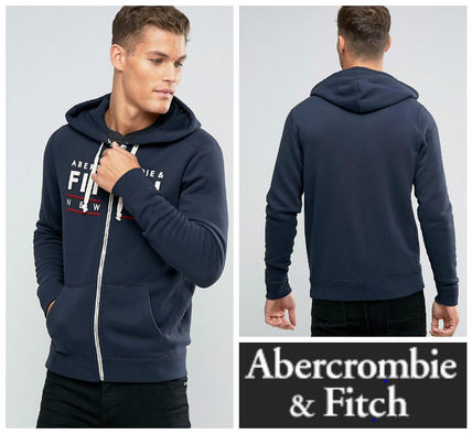 Abercrombie & Fitchジップアップパーカー☆関税送料込