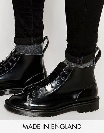 Dr.Martens Made In England Classic Les Lace Up Boot シューズ