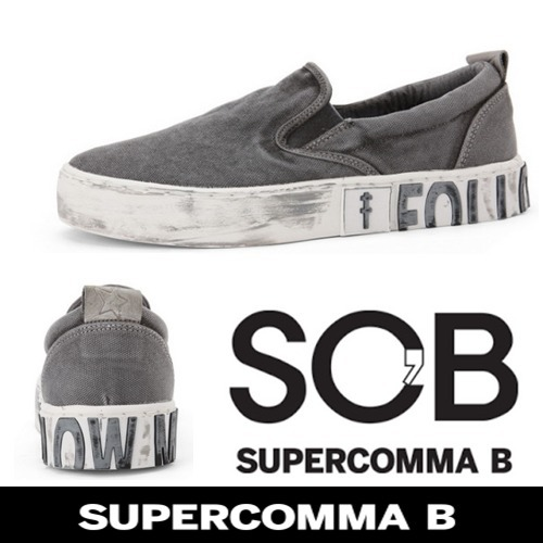 ☆SUPERCOMMA B☆ Vintage casual silp on