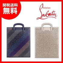 【CHRISTIAN LOUBOUTIN】ルブタン♪Trictrac large4wayバッグ