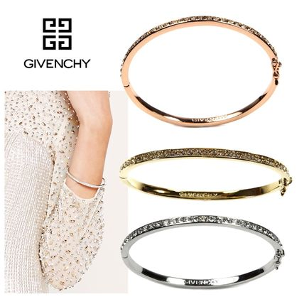 【GIVENCHY】Silk Swarovski Element バングル/ブレスレット