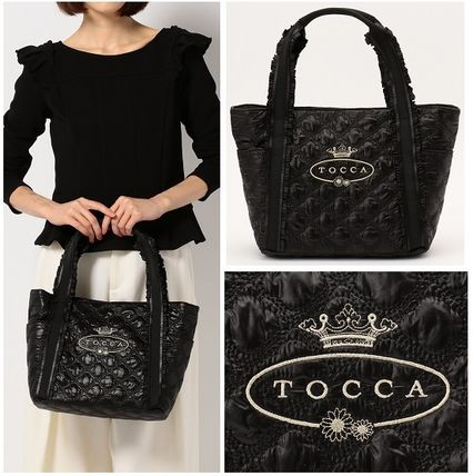 TOCCA☆QUILTING トートバッグ