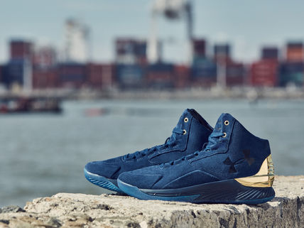 Lowest Under Armour Curry 1 Lux Mid deployment