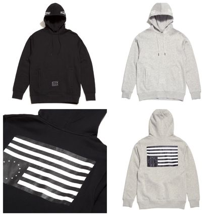 New!!Black Scale/ブラックスケール ONLY THE STRONG PULLOVER
