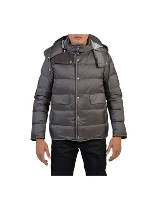 Padded Jacket With Detachable Hood ダウンジャケット