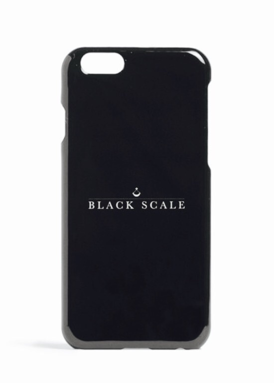 New!!Black Scale/ブラックスケール/iPhone6/6sケース